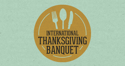 Thanksgiving Banquet